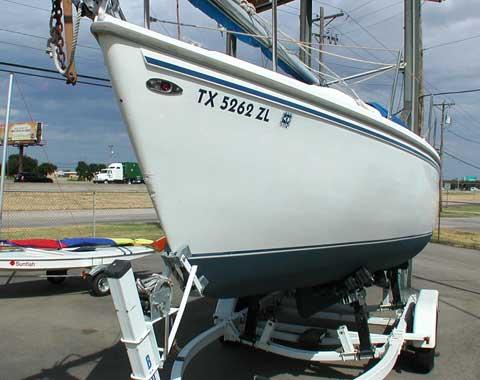 Catalina 25, 1982, Lewisville, Texas sailboat