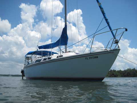 Catalina 25, 1985, Panama City, Florida sailboat