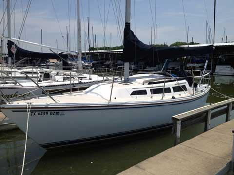 Catalina 27', 1986 sailboat