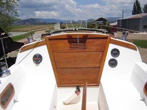 Catalina 27, 1986, Durango, Colorado sailboat