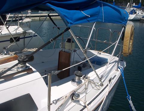 Catalina, 27', 1987, Canyon Lake, Texas sailboat