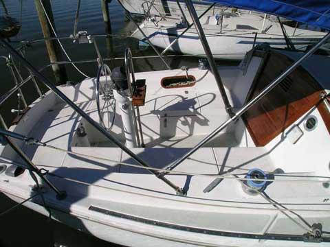 Catalina 27, 1985, Clear Lake, Texas sailboat