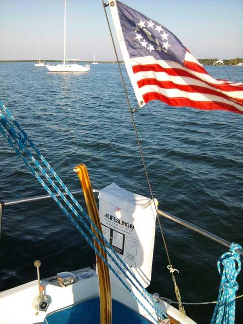 Catalina 27', 1978, Key Largo, Florida sailboat