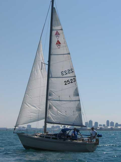 Catalina 30, 1981 sailboat