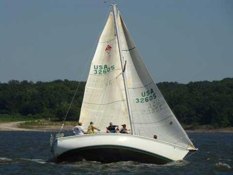 Catalina 30, Tall rig, 1984 sailboat