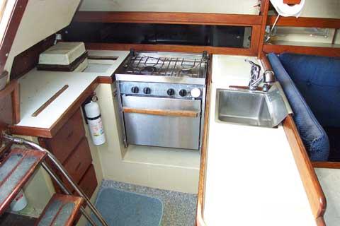 Catalina 30', 1986 sailboat