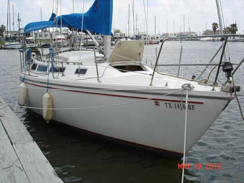 Catalina 30, 1985 sailboat