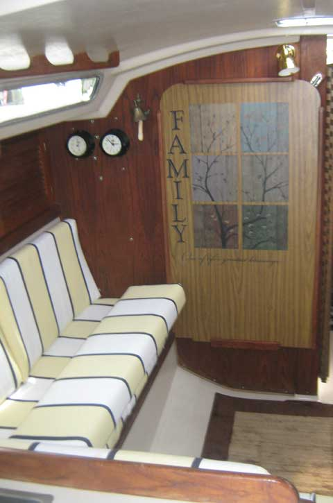 Catalina 30, 1986 sailboat