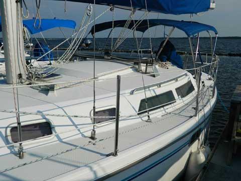 Catalina 30 Mark III, 1998, Jackson, Mississippi (Ross Barnett Reservoir sailboat
