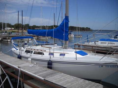 Catalina Tall Rig, 30 ft., 1989, Lake Texoma, Texas sailboat