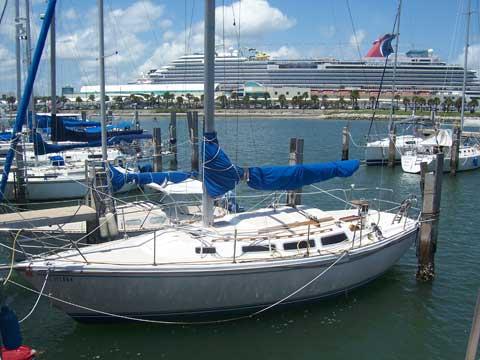 Catalina 30 Mark I, 1986, Cape Canaveral, Florida sailboat
