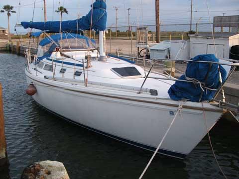 Catalina 36, 1988, Aransas Pass, Texas sailboat