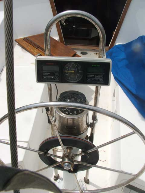 Catalina 36, 1988, Aransas Pass, Texas sailboat