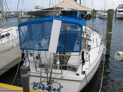 Catalina 36' Tall Rig Sloop, 1984, New Orleans, Louisiana sailboat