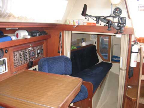 Catalina 36' Tall Rig Sloop, 1984, New Orleans, Louisiana sailboat