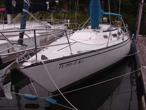 Catalina 38 Sparkman Stephens Shoal Draft, 1982 sailboat