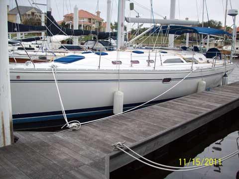Catalina 400, 2005 sailboat