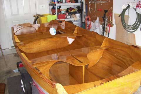 Chesapeake Light Craft Passagemaker Dinghy, 2007 sailboat
