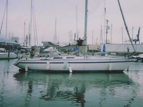 Choate CF 37', 1978, Houston, Texas sailboat