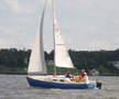 1977 Chrysler 22 sailboat