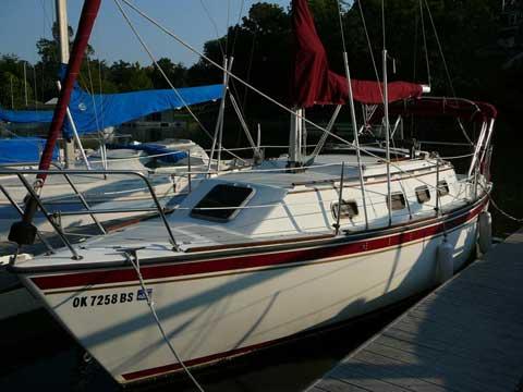 Classic 26, 1993, Grand Lake, Oklahoma sailboat