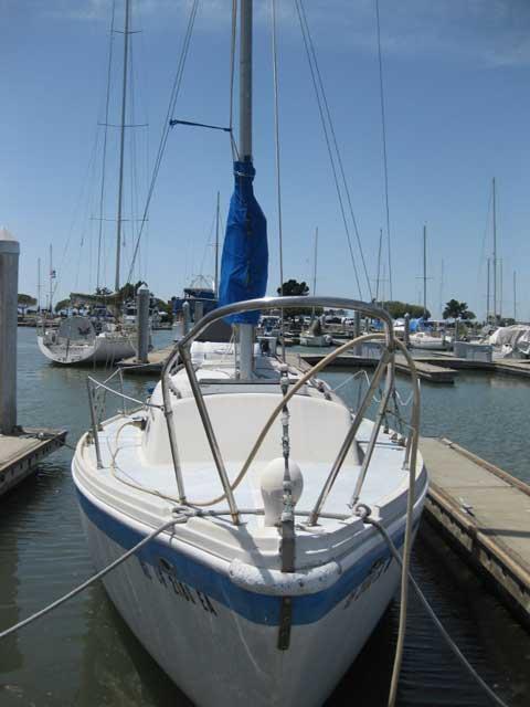 Columbia 28, 1968 sailboat