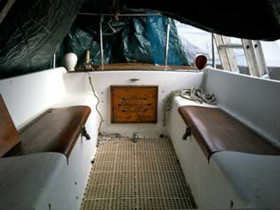 Columbia C29 MK1, 1962 sailboat