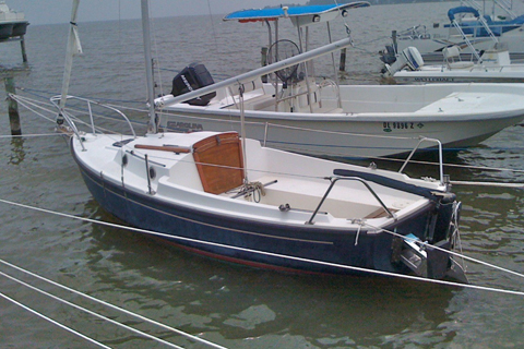 Com Pac 16, 2002, Brick, New Jersey sailboat