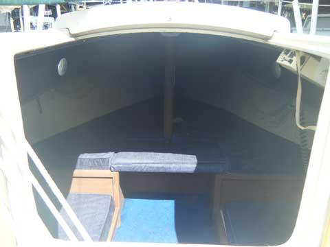 Com-Pac 19, 1983 sailboat