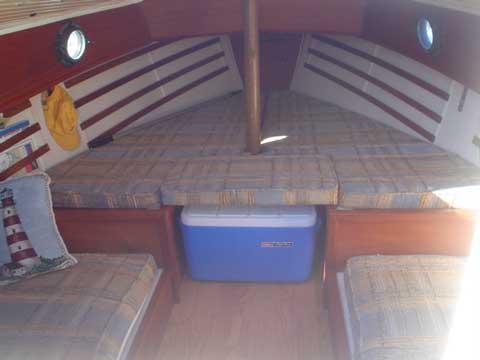 ComPac 19, 1985 sailboat