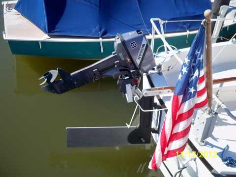 Com Pac 19, 1984, New Orleans, Lake Pontchartrain, Louisiana sailboat