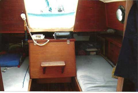 Com-Pac 23/2, 2004, Murfreesboro, Tennessee sailboat