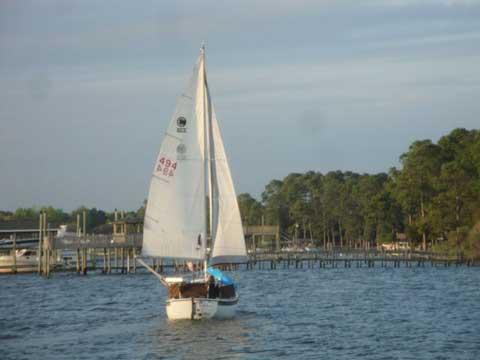 Com Pac 23D, 1990, Panama City, Florida sailboat