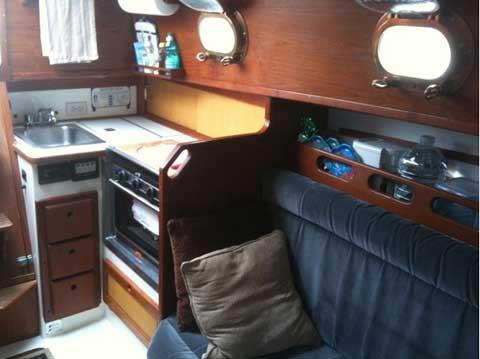 Compac 27/2, 1989 sailboat