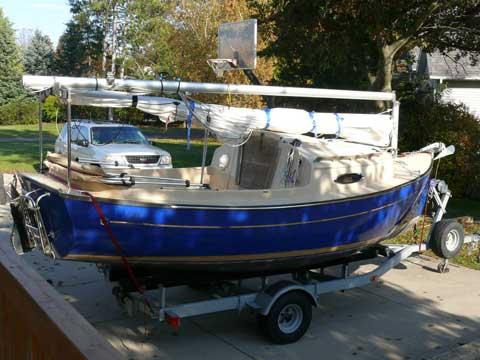 Throw Out Bearing >> ComPac Sun Cat 17', 2002, Holland, Michigan, sailboat for ...