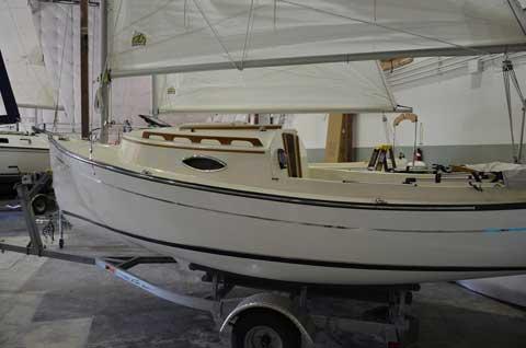Compac Sun Cat 17, 2011 sailboat