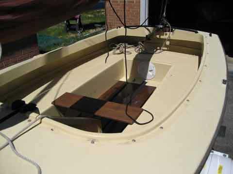 Cornish Crabber Cormorant, 12', 2001 sailboat