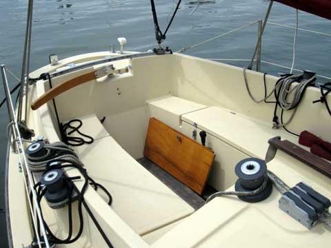 Cornish Crabber, 1996 sailboat