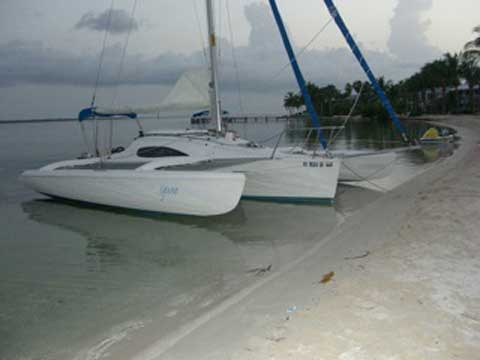 Corsair 24, 2005 sailboat