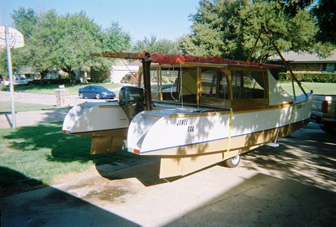 Crab Claw catamaran, 2004, North Richland Hills, Texas sailboat