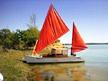 2004 Crab Claw 19 catamaran sailboat