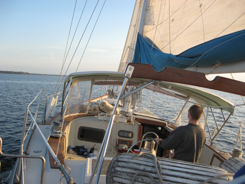 CSY 44 Walkerover, 1978, Jacksonville, Florida sailboat