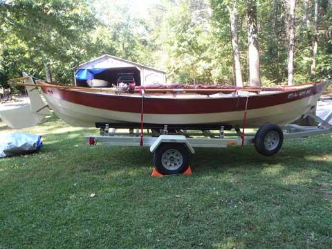 Custom built Caledonia Yawl, 2008-2009, Mentone, Alabama sailboat