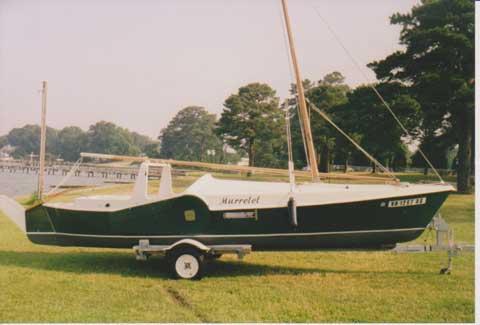 Dovekie 21', 1983 sailboat