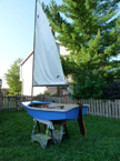 El Toro 8 sailboat