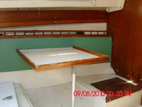 Ericson 23', 1970 sailboat