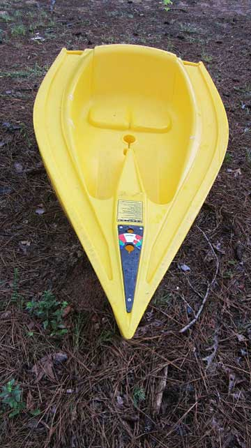 Escape Cha Cha, 2010, Milledgeville, Georgia sailboat