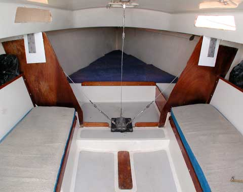 Evelyn 25, 1986, Lewisville, Texas sailboat