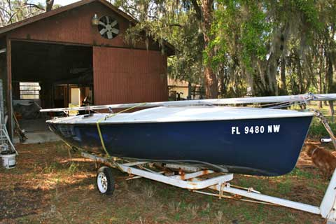 Flying Scot, 19', 1964 sailboat