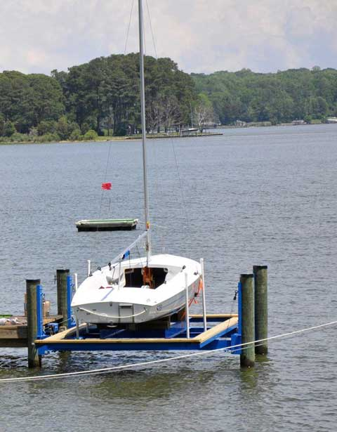 Flying Scot, 2011 sailboat